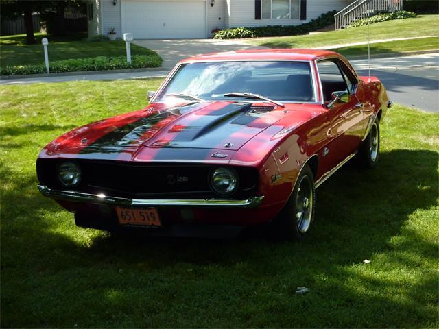 1969 Chevrolet Camaro | 948319