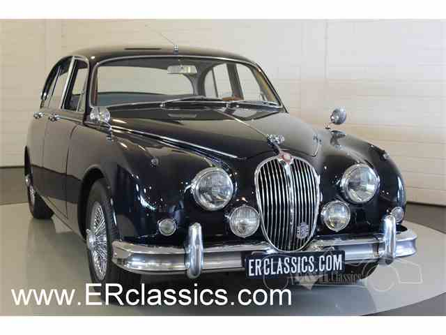 1961 Jaguar Mark II | 948320