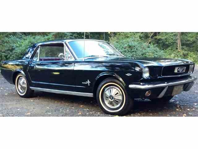 1966 Ford Mustang | 948329