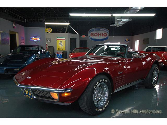 1972 Chevrolet Corvette | 948347
