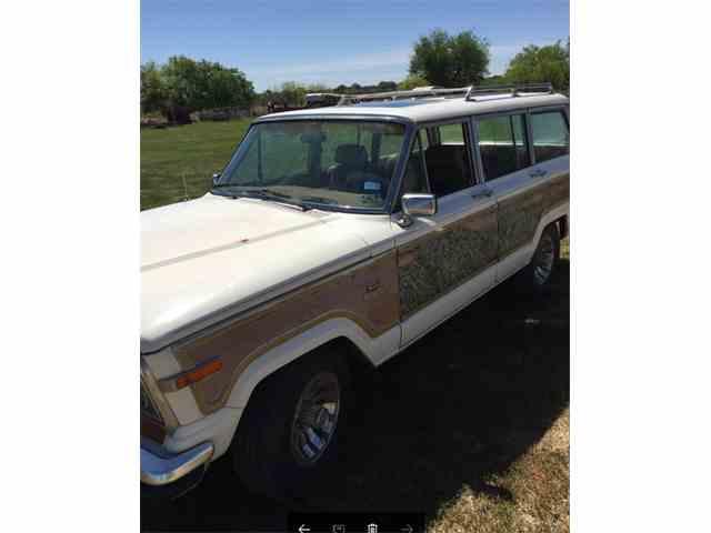 1985 Jeep Grand Wagoneer | 948350