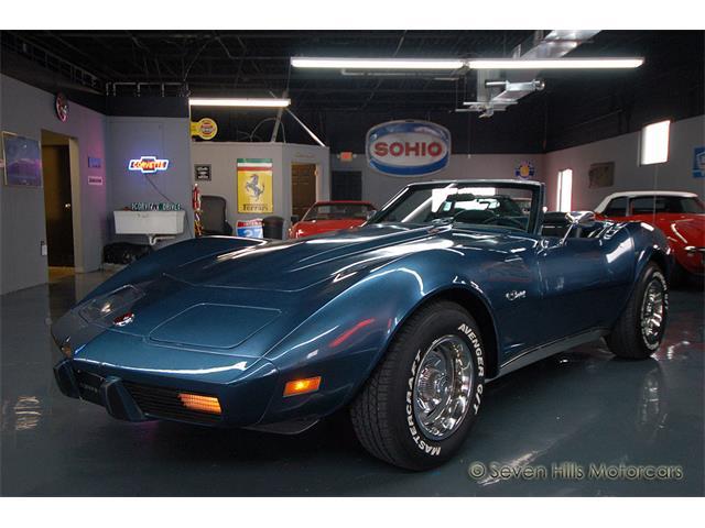 1975 Chevrolet Corvette   948353