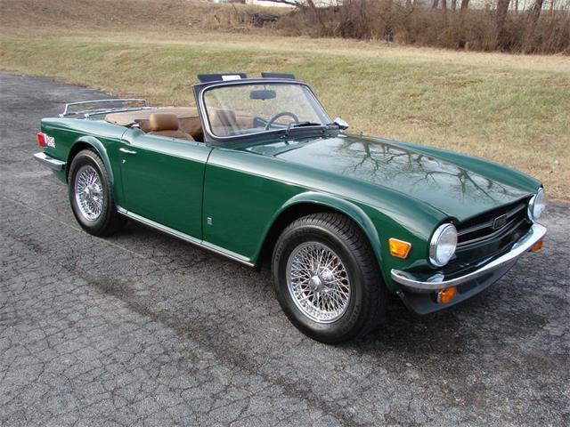 1976 Triumph TR6 | 948354