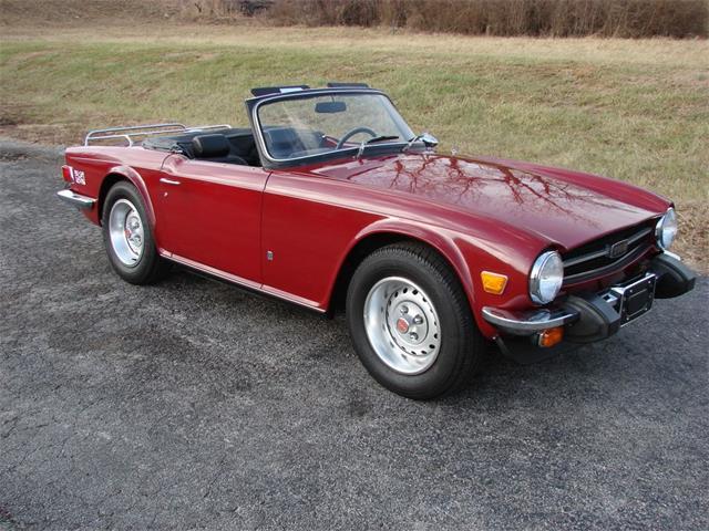 1976 Triumph TR6 | 948356