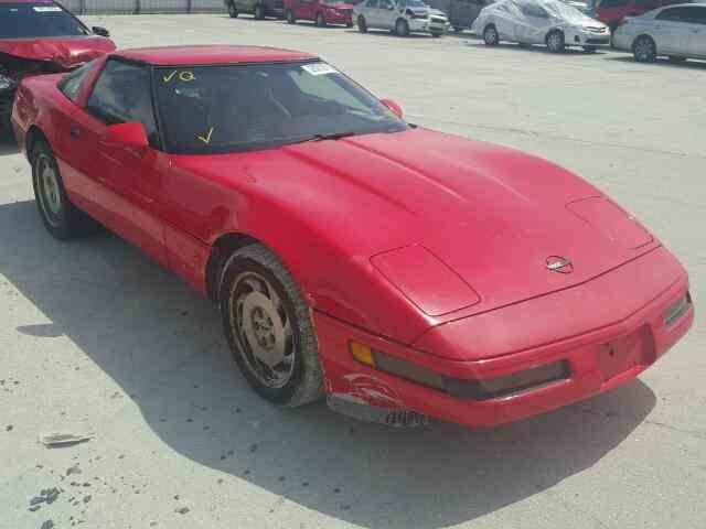 1995 Chevrolet Corvette | 948361