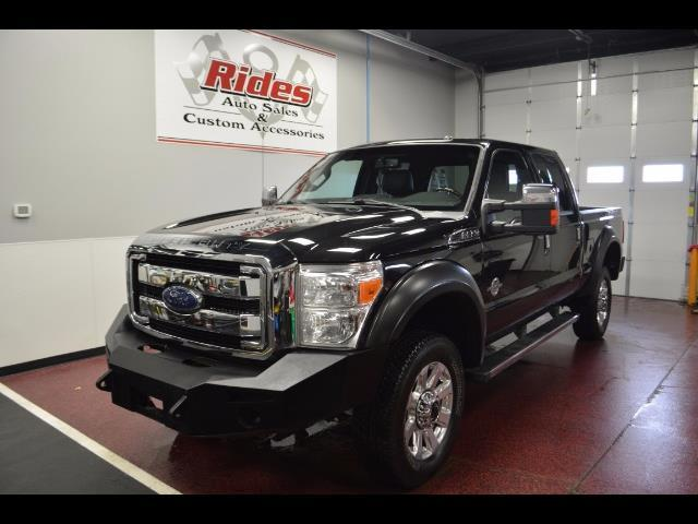 2014 Ford F-350Super Duty Platinum | 940837