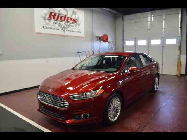 2014 Ford Fusion | 940840