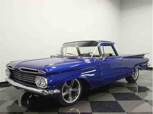 1959 Chevrolet El Camino   940845