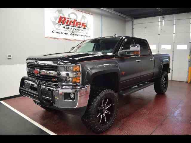 2015 Chevrolet Silverado | 940848