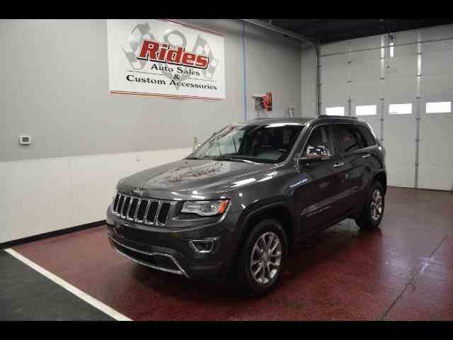 2015 Jeep Grand CherokeeLimited | 940849
