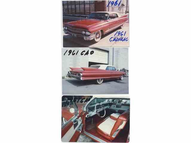 1961 Cadillac Series 60 | 940085