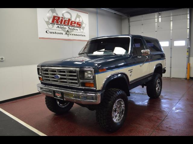 1986 Ford BroncoXLT 2dr | 940850