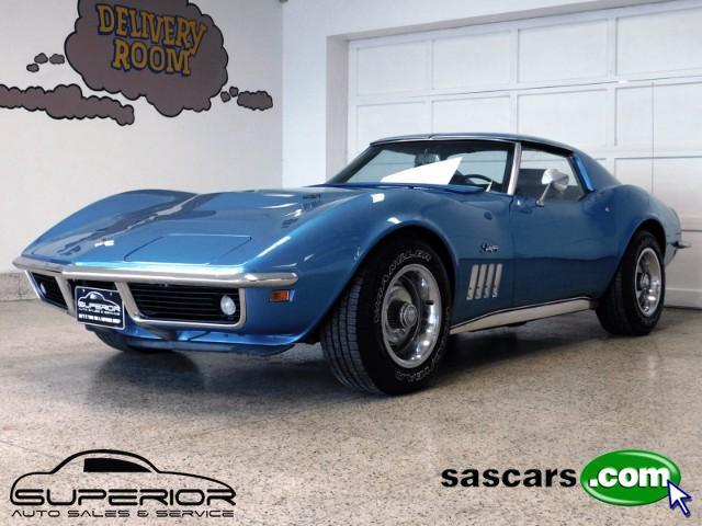 1969 Chevrolet Corvette | 940851
