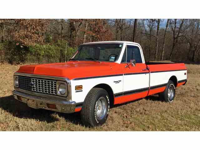 1972 Chevrolet C/K 10 | 948528