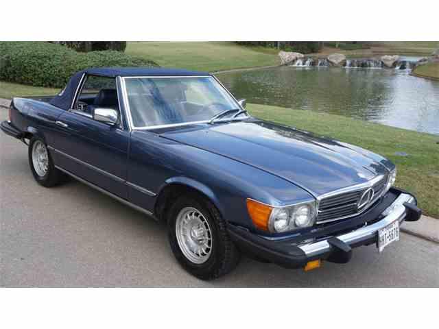 1983 Mercedes-Benz 380SL   948531