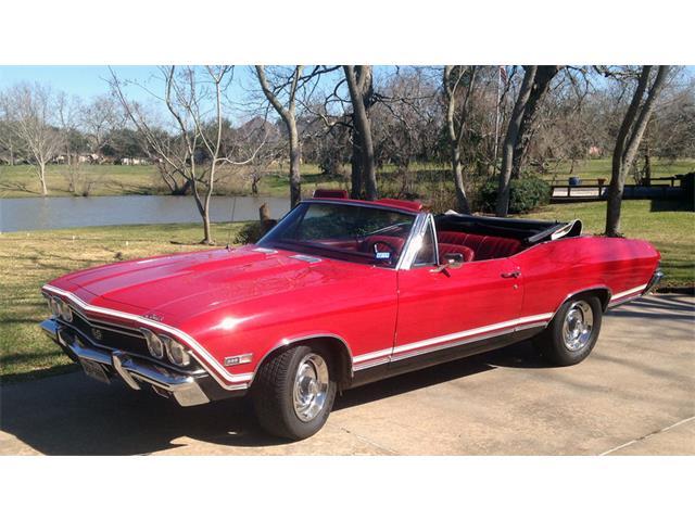 1968 Chevrolet Chevelle SS | 948533