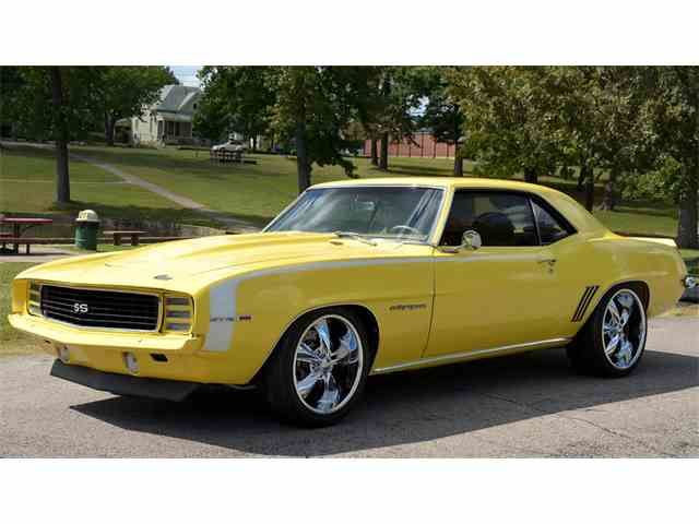 1969 Chevrolet Camaro | 948538