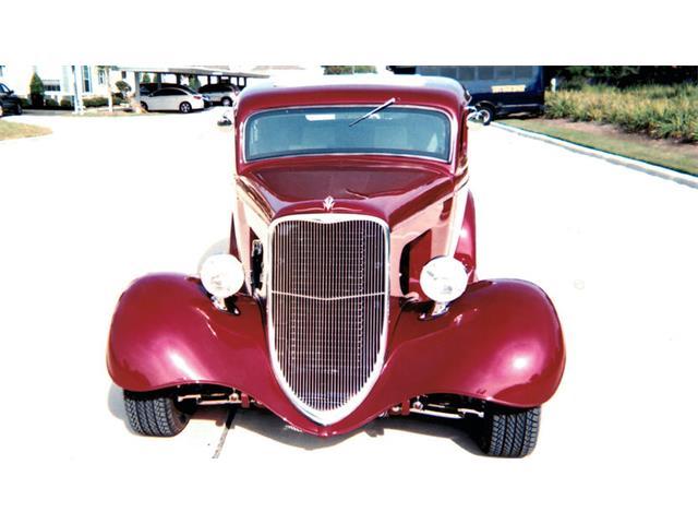 1934 Ford Sedan | 948539