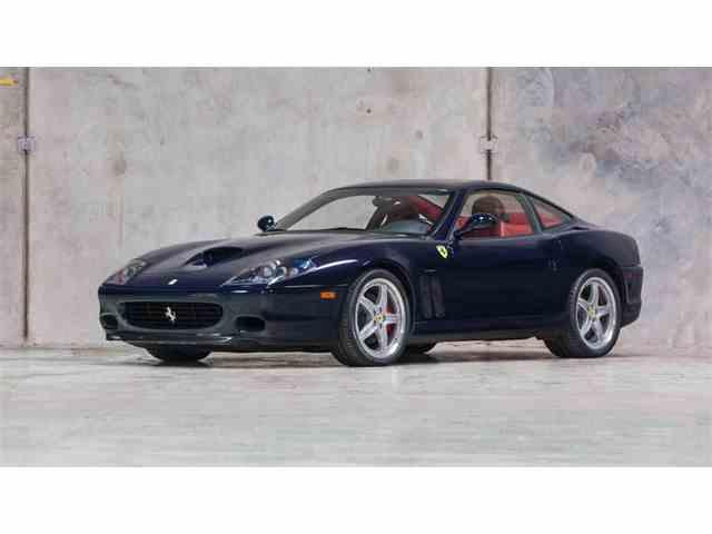 2003 Ferrari 575M Maranello | 948540