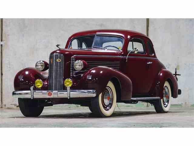 1937 Lasalle Opera Coupe | 948546