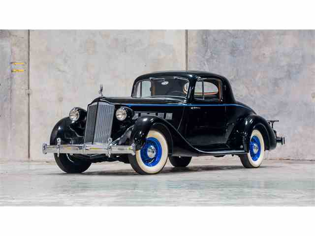 1936 Packard Super Eight | 948547