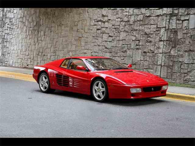 1992 Ferrari 512 TR | 940856