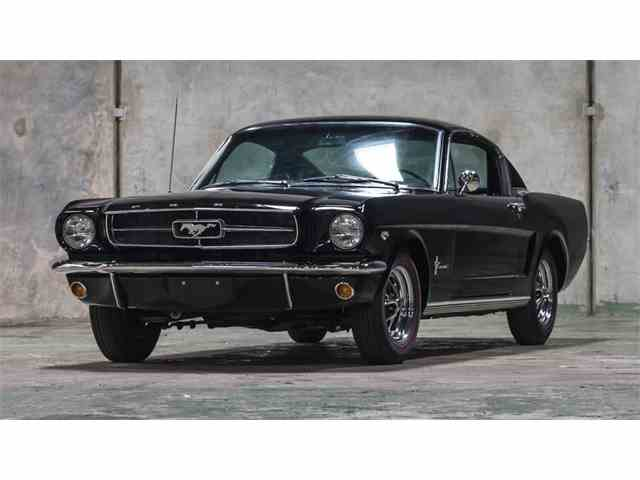 1965 Ford Mustang   948565