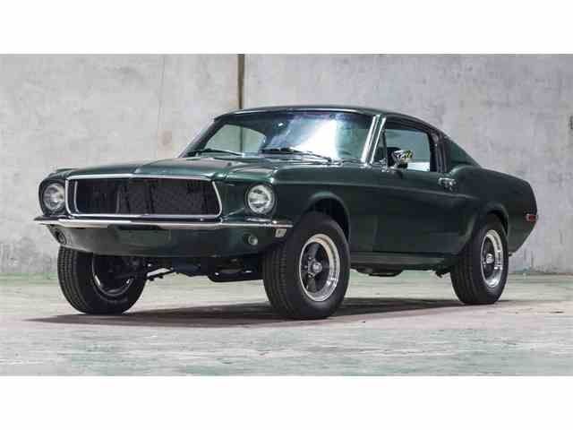 1968 Ford Mustang | 948567