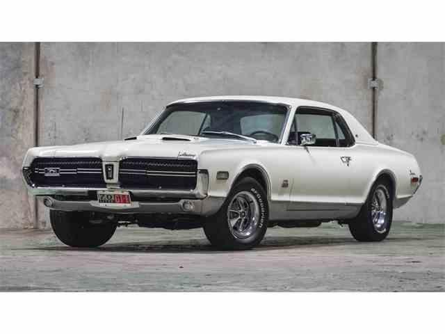 1968 Mercury Cougar | 948569