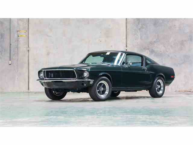 1968 Ford Mustang | 948570