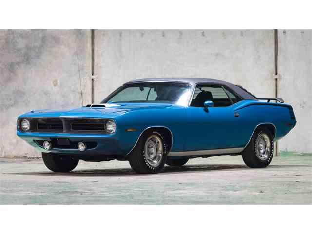 1970 Plymouth Cuda | 948573