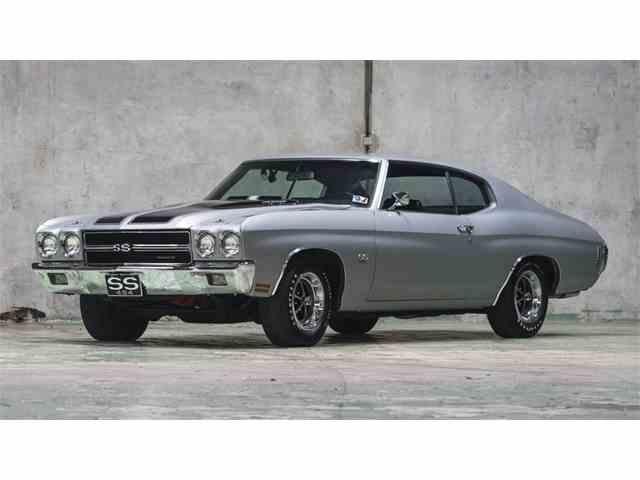 1970 Chevrolet Chevelle | 948580