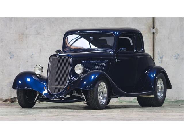 1934 Ford 5-Window Coupe | 948589