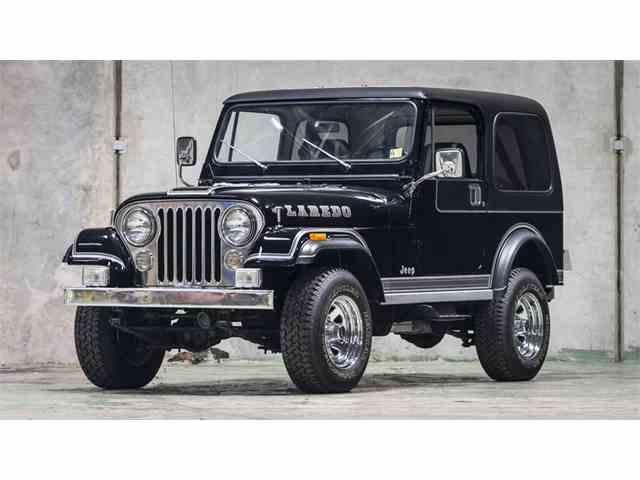 1981 Jeep CJ7 | 948590