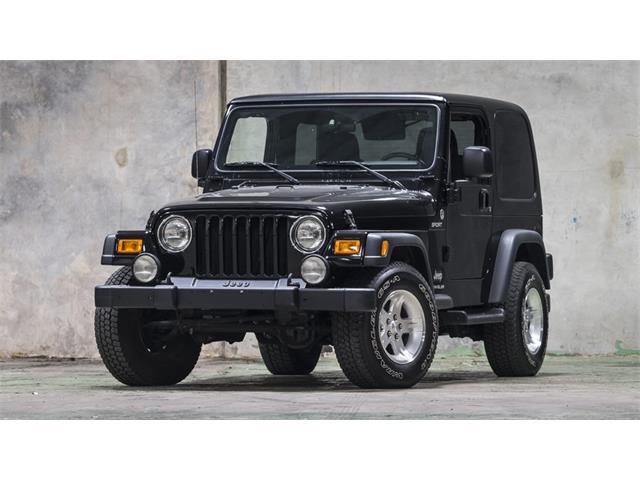 2005 Jeep Wrangler   948591