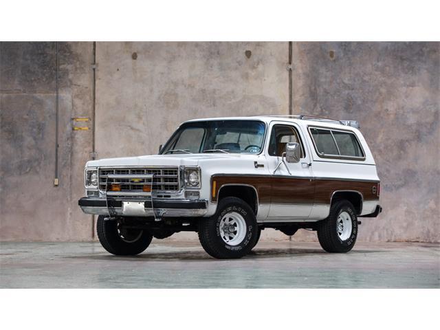 1978 Chevrolet Blazer | 948592