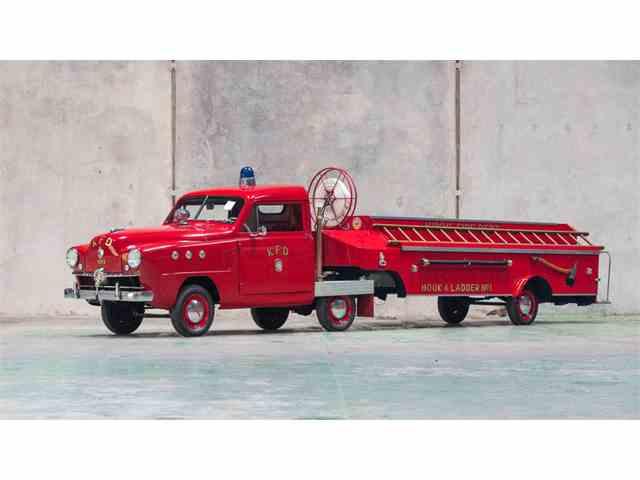 1951 Crosley Fire Truck | 948593