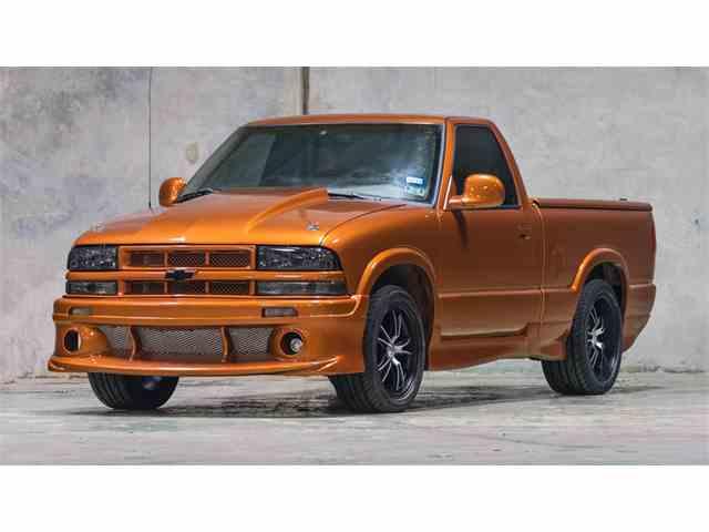 1997 Chevrolet S10   948594