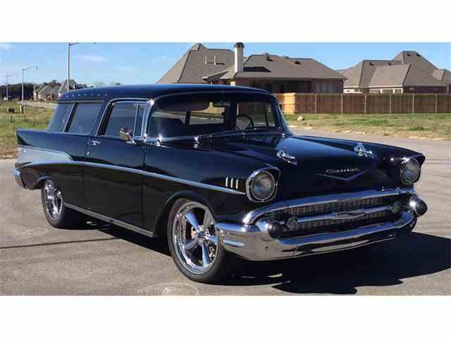 1957 Chevrolet Nomad | 948596