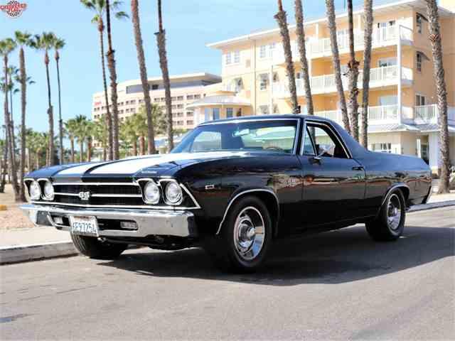 1969 Chevrolet El Camino | 940860