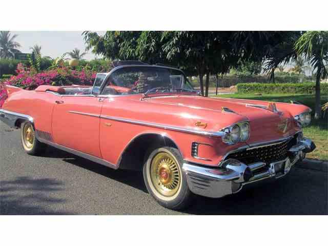 1958 Cadillac Eldorado Biarritz | 948601