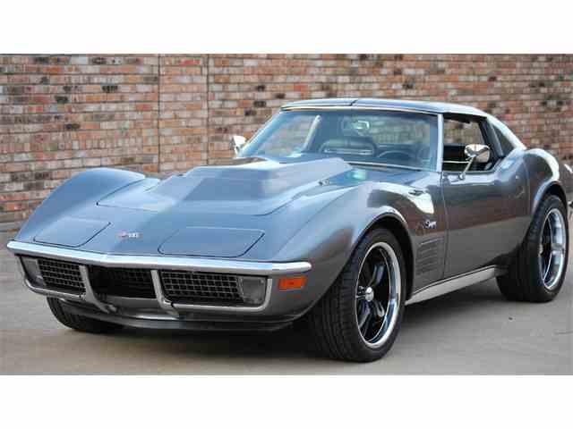 1971 Chevrolet Corvette | 948602