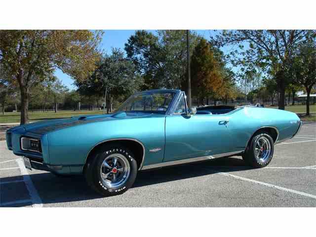 1968 Pontiac GTO | 948605