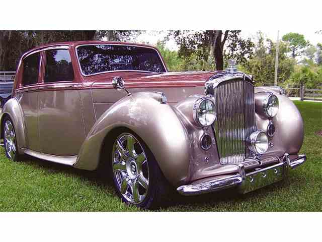 1947 Bentley Mark IV Custom   948610