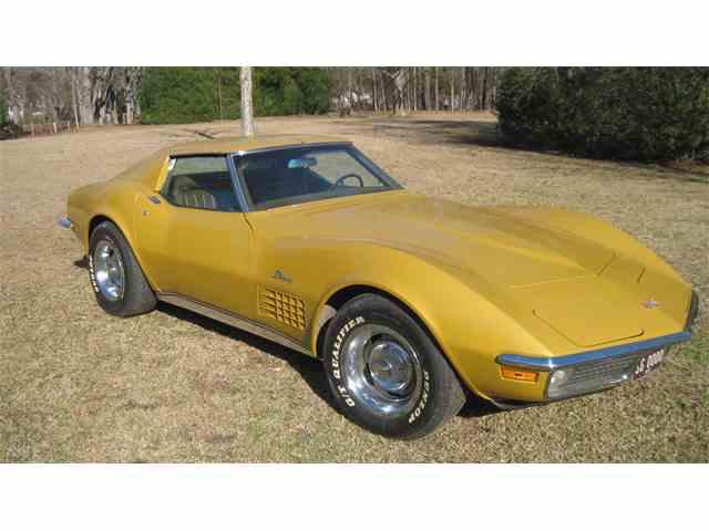 1971 Chevrolet Corvette | 948611