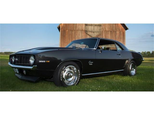 1969 Chevrolet Camaro | 948613