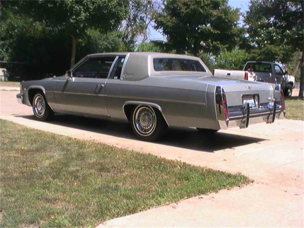 Large Picture of '83 Coupe DeVille - KBYE