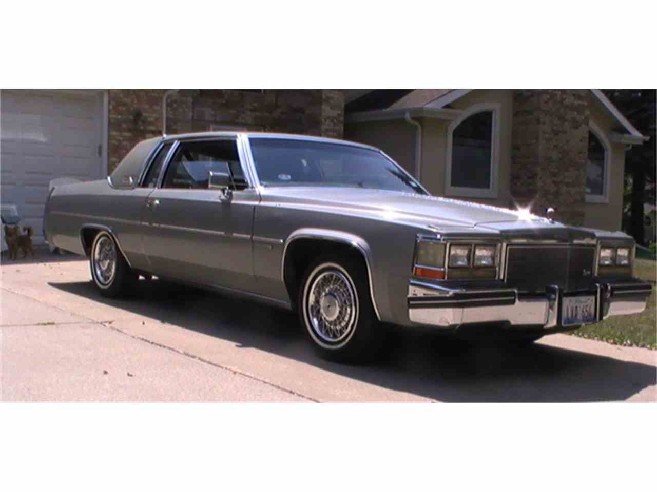 1983 Cadillac Coupe Deville For Sale Classiccars Com