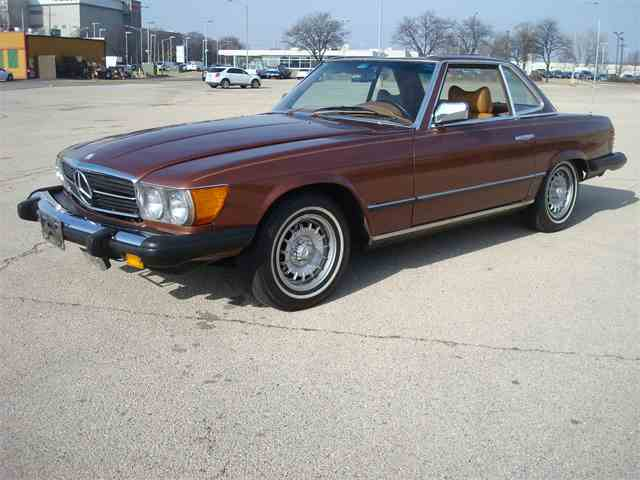 1976 Mercedes-Benz 450SL | 948617