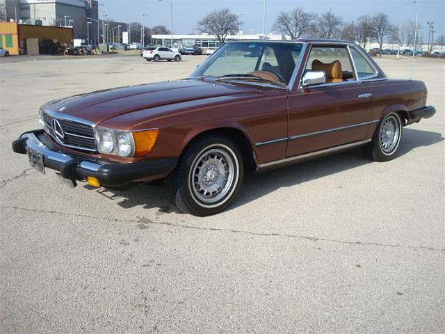 1976 Mercedes-Benz 450SL | 948617